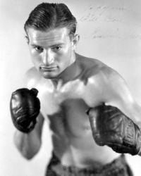 Freddie Steele boxer