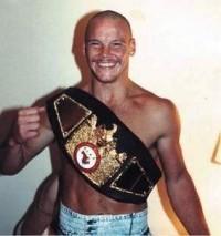 Brett Lally boxer