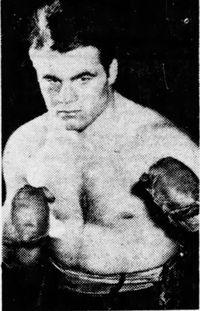Howard Chard boxer