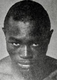 Allen Matthews boxer