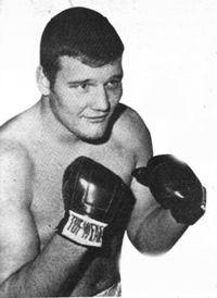 Rodney Bobick boxer