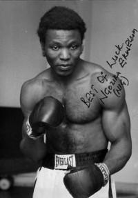 Ngozika Ekwelum boxer