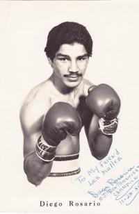 Diego Rosario boxer
