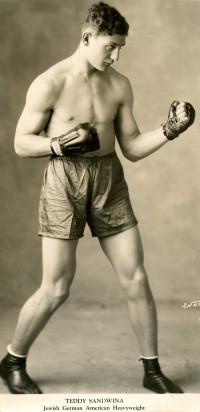 Ted Sandwina boxer