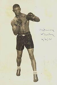 Unknown Winston boxer