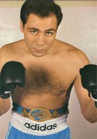 Lucien Rodriguez boxer