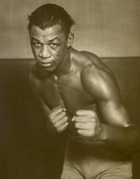 Larry Johnson boxer