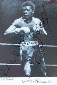 Louis Pergaud boxer