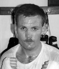 Dave Garside boxer