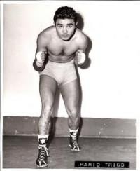 Mario Trigo boxer