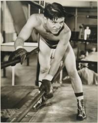 Elwood Romero boxer