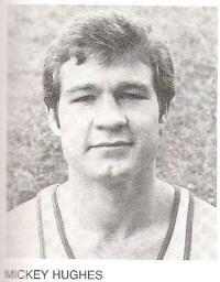 Mickey Hughes boxer