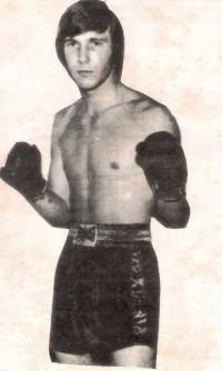 Mike Koranicki boxer