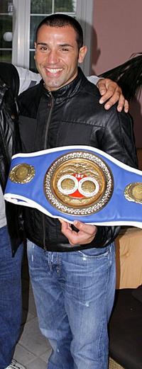Gaetano Nespro boxer