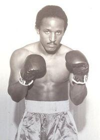 Hilbert Stevenson boxer