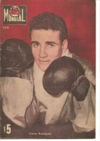 Carlos Rodriguez boxer