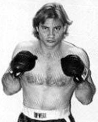Bruce Strauss boxer