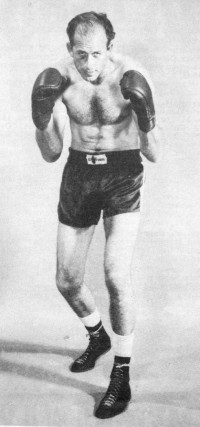 Ray White boxer
