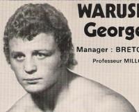 Georges Warusfel boxer