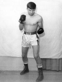 Jack Tillman boxer