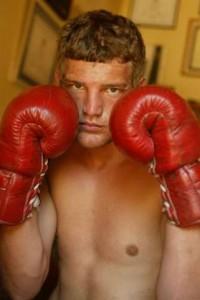 Daniel Bruwer boxer