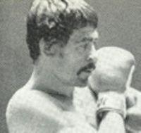 Everaldo Costa Azevedo boxer