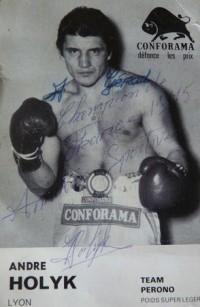 Andre Holyk boxer