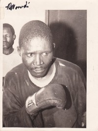 Anthony Morodi boxer