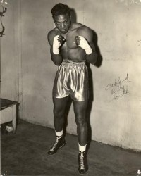 Oakland Billy Smith boxer