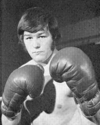 Eddie Fenton boxer