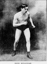 Dick Sullivan boxer