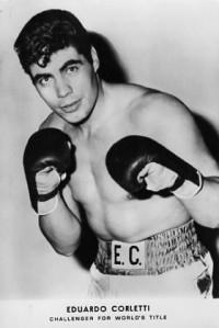 Eduardo Corletti boxer