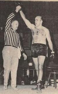 Art Miller boxer
