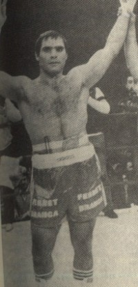 Walter Daniel Falconi boxer