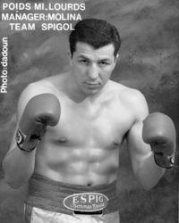 Denis Truchet boxer