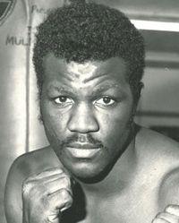 Hughroy Currie boxer