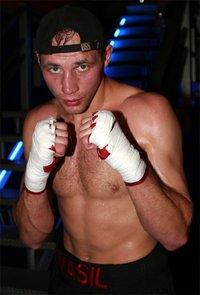 Vasyl Kondor boxer