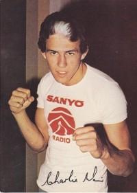 Charlie Weir boxer