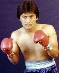 Frankie Baltazar boxer