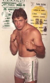 Danny Long boxer