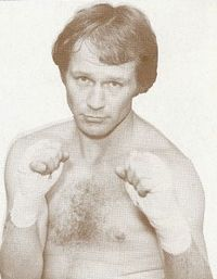 Teddy Mann boxer