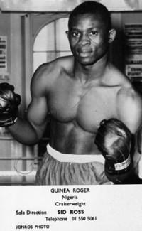 Guinea Roger boxer
