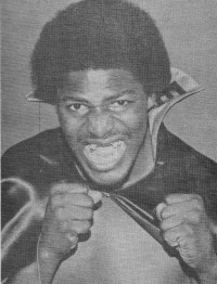 Wilbert Johnson boxer