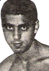 Eddie Talhami boxer
