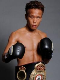 Akifumi Shimoda boxer