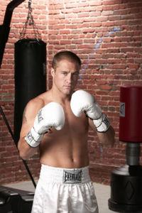 Jesse Brinkley boxer