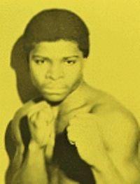 Trevor Evelyn boxer