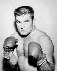 Walter Peanuts Arsenault boxer