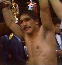 Oscar Albarado boxer