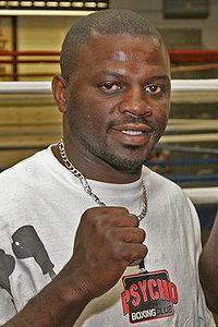 Mike Dallas boxer